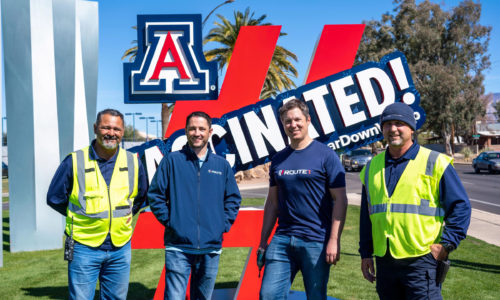 University of Arizona Speeds up COVID-19 Vaccine Roll-out with ALPR