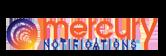 Mercury Notifications Logo