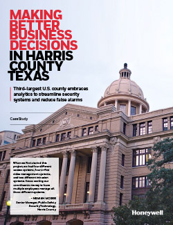 Read: Case Study: Making Better Security Decisions in Harris County Texas