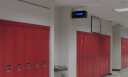 Primex OneVue Notify InfoBoard Displays Bring Visual Communication During Critical Situations