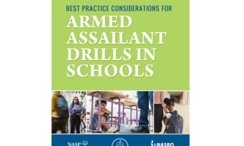 School Safety Experts Release Updated Guidance on Conducting Armed Assailant Drills in Schools