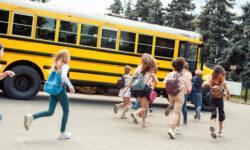 District Tracks School Bus Passing Violators with IoT