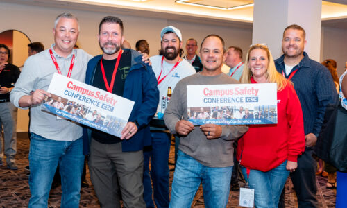 Read: Campus Safety Conference Delivers Jam-Packed Education, Networking Sessions in San Antonio