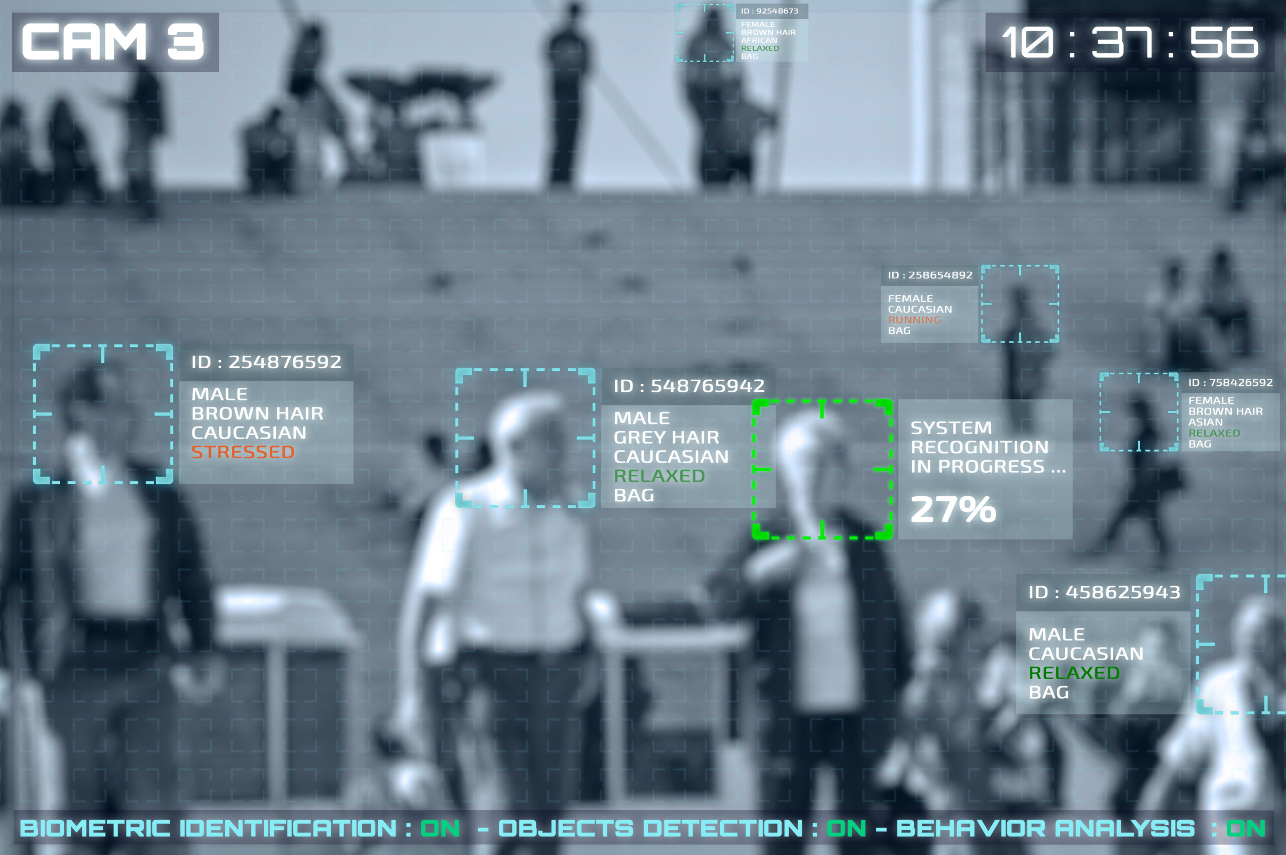 Maine Enacts Toughest Facial Recognition Ban in U.S.
