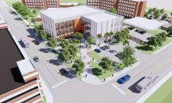 University of Florida Starts Construction on New Public Safety Building