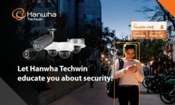 Read: Let Hanwha Techwin Educate You About Security!