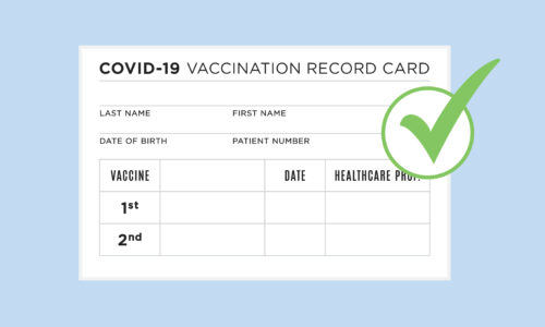 Fake COVID-19 Vaccination Cards a Concern for Colleges
