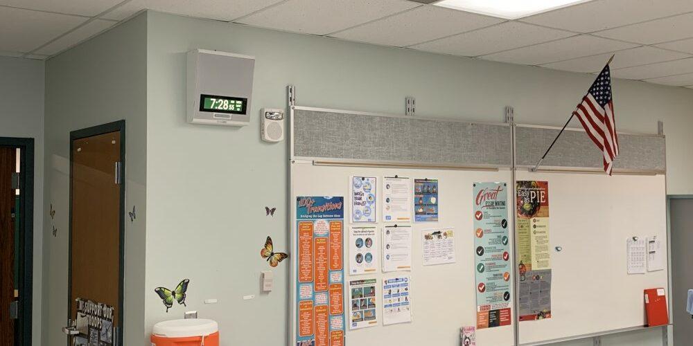 New PA System Streamlines New York School's Communications