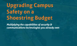 Frugal, Flexible, Efficient: Upgrading Campus Safety on a Shoestring Budget