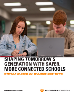 Shaping Tomorrow's Generation With Safer, More Connected Schools