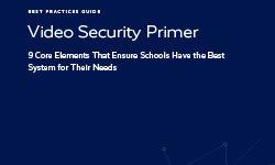 Video Security Primer