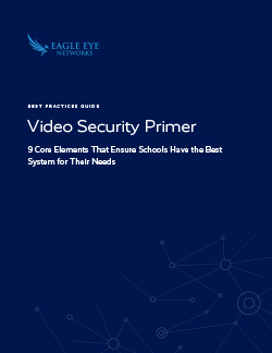 Read: Video Security Primer