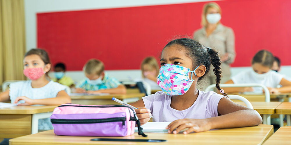 School Mask Mandate Lawsuits Are Piling Up