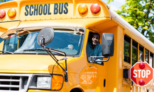 Nation Experiencing Severe Shortage of School Bus Drivers