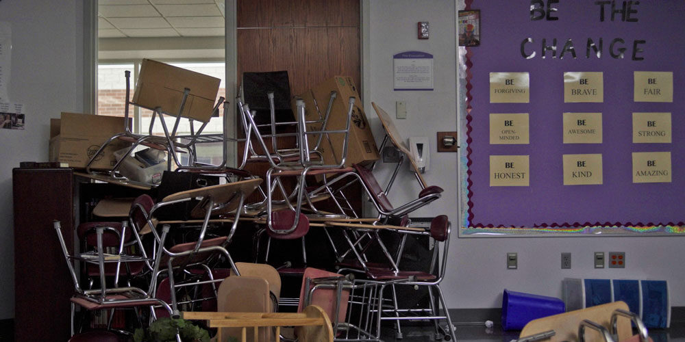 School Threats Are On the Rise, District Leaders Are Concerned About Being Prepared and Secure