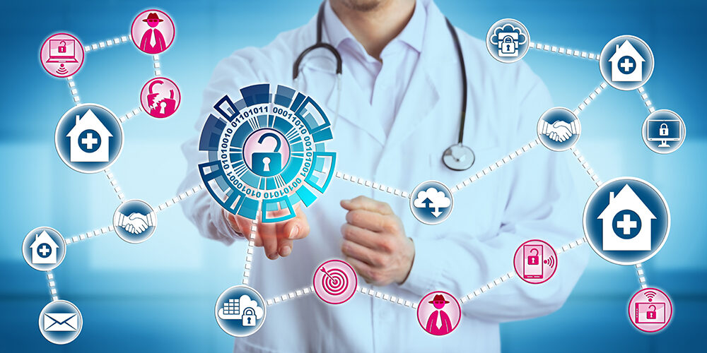 The Convergence of Physical and Cyber Security in Healthcare: How to Minimize Threats